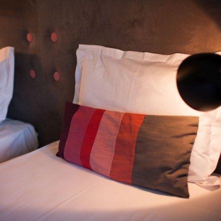 Kétágyas szoba - modern stílus